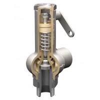 Предохранительные клапаны КПП 095А/С, DN 10-25, PN 1,6 МПа