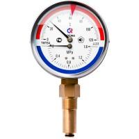 Термоманометр ТМТБ-3 радиальный