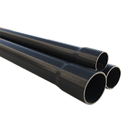 Трубы клеевые ПВХ (PVC-U)