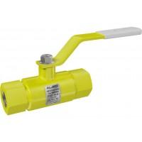 Краны шаровые ALSO GAS (сертификат ГазСерт) муфтовые