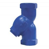 Фильтр сетчатый чугунный муфтовый серии IS15, DN 15-50, PN 1,6 МПа