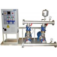 Насосные установки для систем водоснабжения и пожаротушения