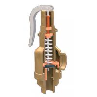 Предохранительные клапаны КПП 095, 097, DN 10-100, PN 1,6/2,5 МПа