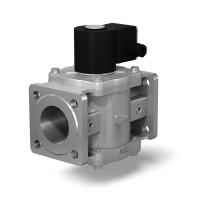 Клапаны электромагнитные газовые фланцевые ВН Ду15-100